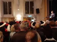 Burgemeester Van Veen van Gemert-Bakel: 'Cruciaal jaar voor vliegbasis De Peel'