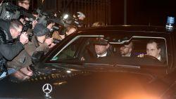 LIVE. Koning houdt ontslag regering-Michel II in beraad