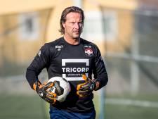 Wapenaar en Willem II akkoord over nieuw tweejarig contract