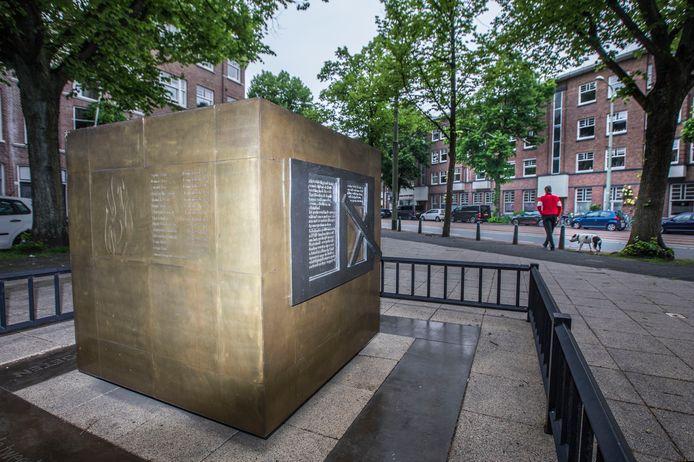 Dit monument is te vinden in de bocht van de Vondelstraat tegenover de Bilderdijkstraat en is opgericht ter nagedachtenis aan de deportatie van 112 Haagse zigeuners, Sinti en Roma. Het ligt enigszins verscholen, maar weinig mensen kennen het.