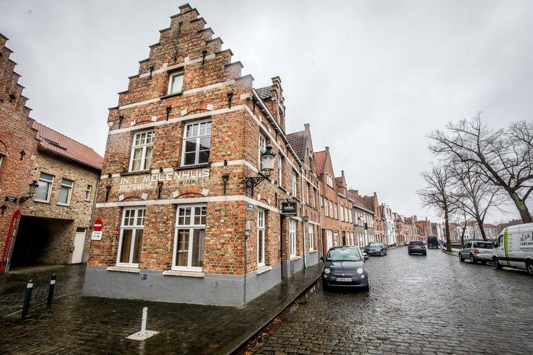 Bruge cafe 't Molenhuis failliet