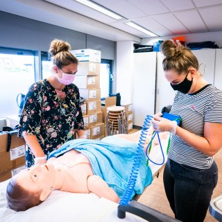 Aantal aspirant-studenten verpleegkunde stijgt: 8.500 aanmeldingen dit jaar