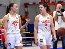 Betuwse basketbalsters Lekdetec.nl zijn koppositie kwijt na verloren paasdubbel: 'Een harde les'