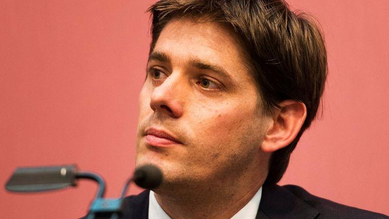 In het Nederlands Dagblad noemt hij het besluit van de raad 'onverstandig en ondoordacht' Beeld anp