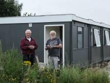 Doesburgse duivenmelkers genieten van nieuw clubhuis: 'Klein, maar gezellig'