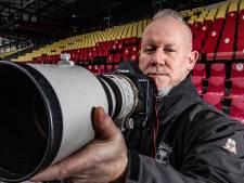 Supporter van Go Ahead is fotograaf in een leeg stadion: 'De beleving is nul'