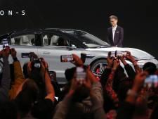 Sony verrast met zelfrijdende auto