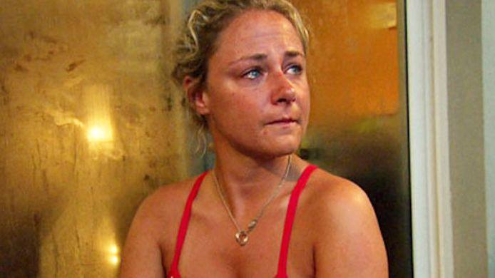 Tonya Cooley was gebroken na het incident.