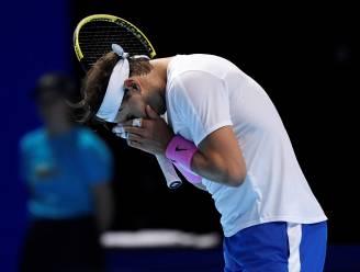 Nadal in ATP Finals meteen onderuit tegen titelverdediger Zverev, Tsitsipas vloert Medvedev