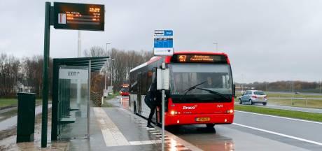 Bushalte en carpoolplaats langs A50 krijgen mogelijk een upgrade: plek in beeld als 'hub'
