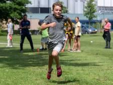 """Rens (11) wint gouden plak op één schoen bij Olympische Spelen in Borculo. """"Ik ben kapot"""""""