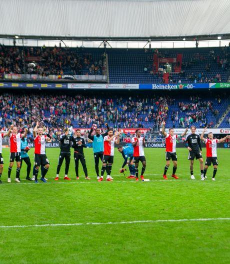 Hoe Feyenoord in moordend tempo het angstige gevoel de Kuip uit heeft gejaagd