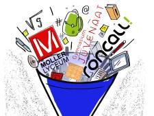 Juvenaat, Roncalli en Mollerlyceum worden één school in Bergen op Zoom