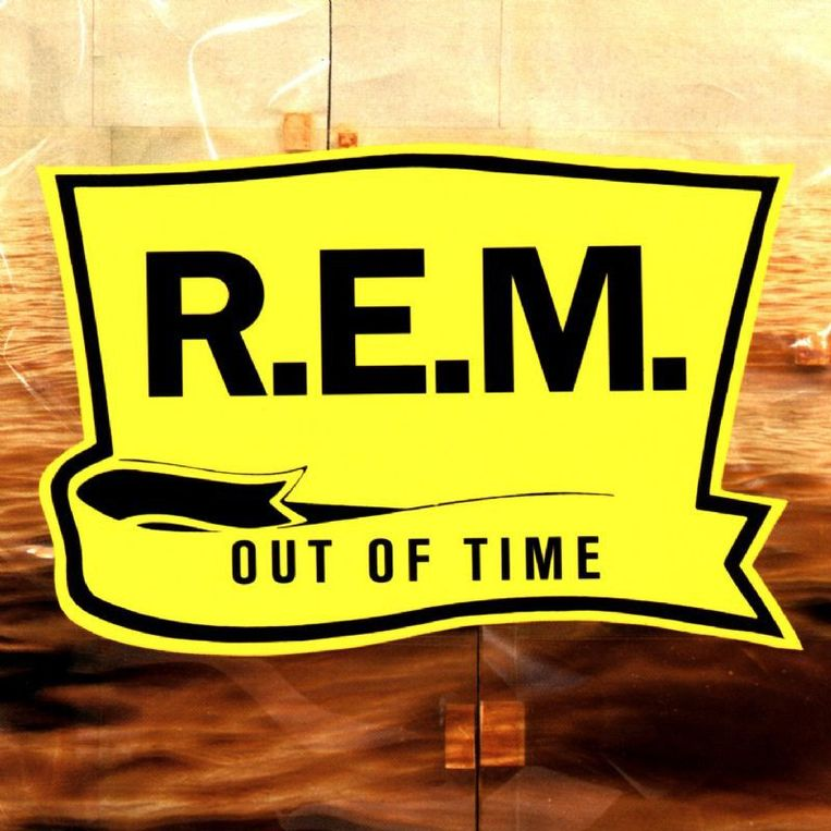 R.E.M. – 'Out of Time' Beeld rv