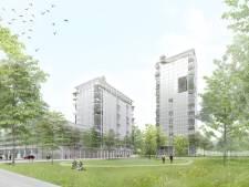 Toren van 80 meter hoog overvalt Bredase wijk: 'Mensen zijn teleurgesteld, zelfs verdrietig'