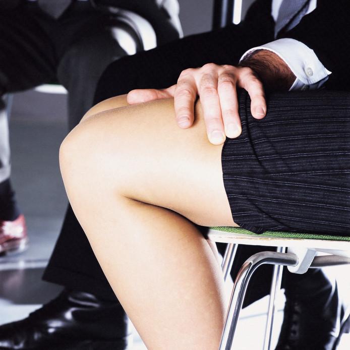 Voorbeeld van seksuele intimidatie op de werkvloer