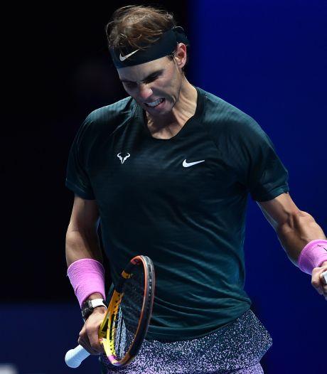 Entrée tranquille pour Nadal au Masters