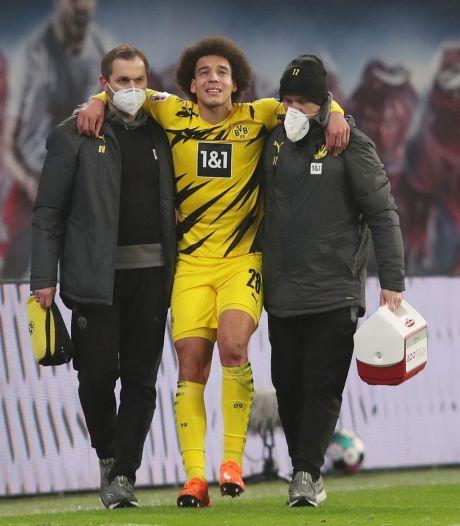 Dortmund remporte le choc face à Leipzig, Witsel touché au tendon d'Achille