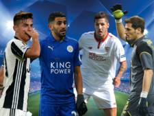 Sevilla won nog nooit in Engeland, Juventus evenaart record