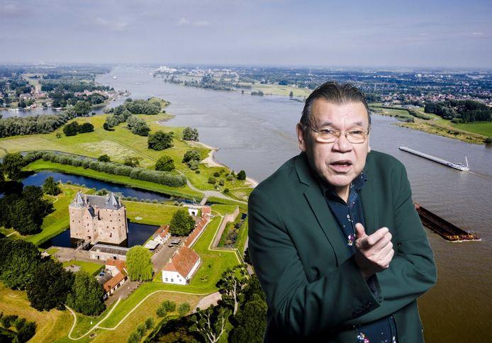 Roy Grünewald over de toevoeging van de Nieuwe Hollandse Waterlinie aan de Werelderfgoedlijst.