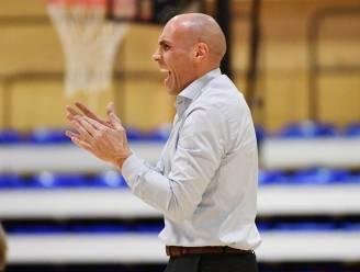 """Coach Sven Van Camp mikt met Phantoms Boom op een plaats in de hoge middenmoot: """"Het zal elke match knokken worden"""""""