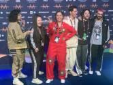 De wereld van het songfestival bestaat voor de artiesten uit hotel, bus en bubble