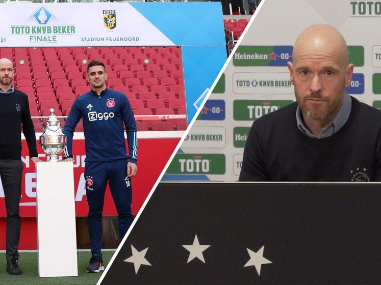 Ten Hag lovend over Vitesse: 'Revelatie van het seizoen'
