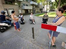 Bredase straat baalt van tussen bejaarden, kinderen en ouderen scheurende bezorgscooters
