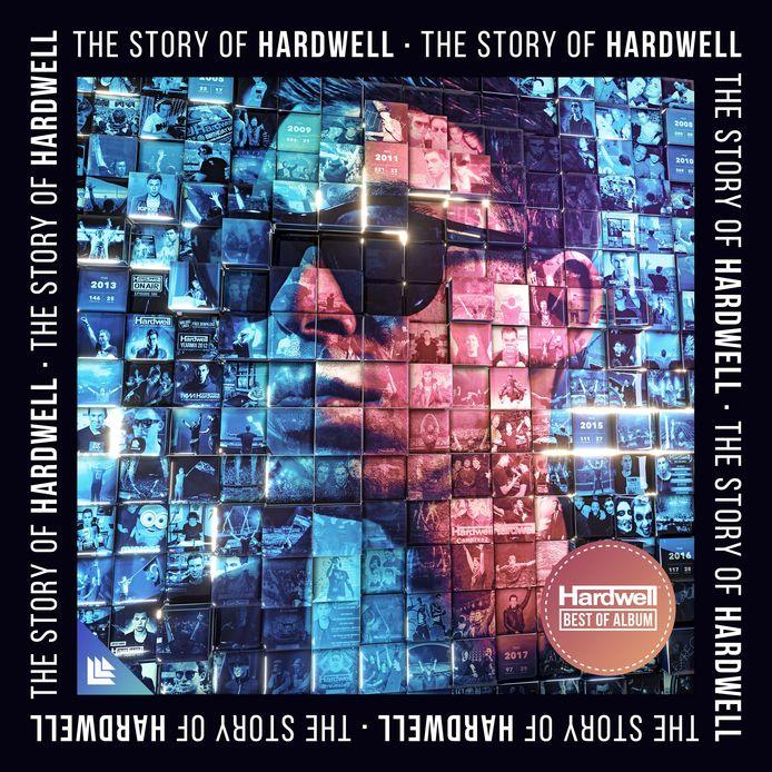 De nieuwe albumcover van Hardwell