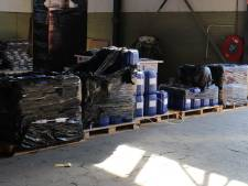 Drugschemicaliën gevonden in loodsen Den Haag en Honselersdijk