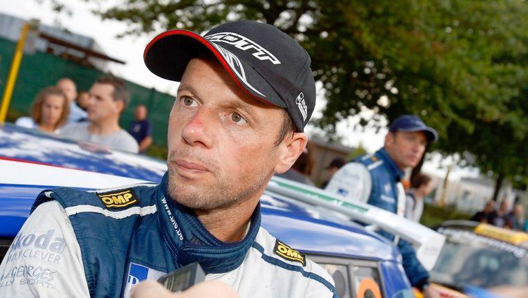 Freddy Loix neemt al voor de veertiende keer deel in Sanremo. Beeld BELGA