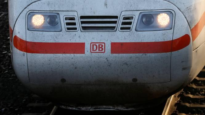 Spoorstaking in Duitsland tijdens ochtendspits