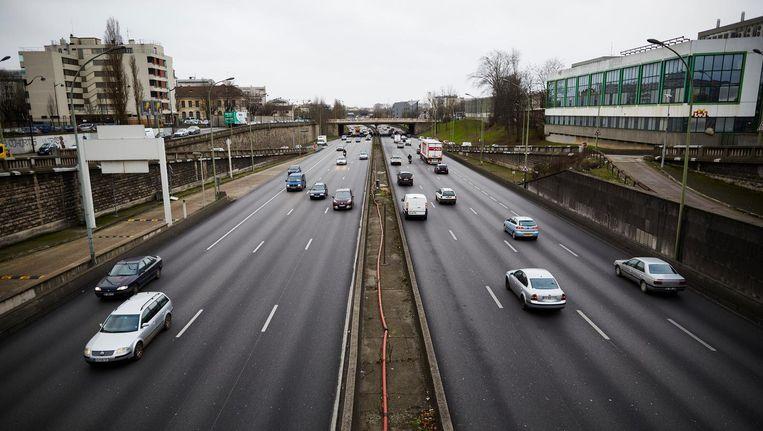 Een Franse snelweg. Beeld ANP