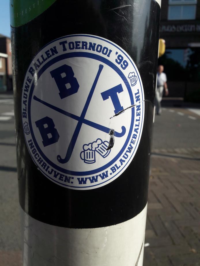 Blauwe Ballen Toernooi stickertilburg