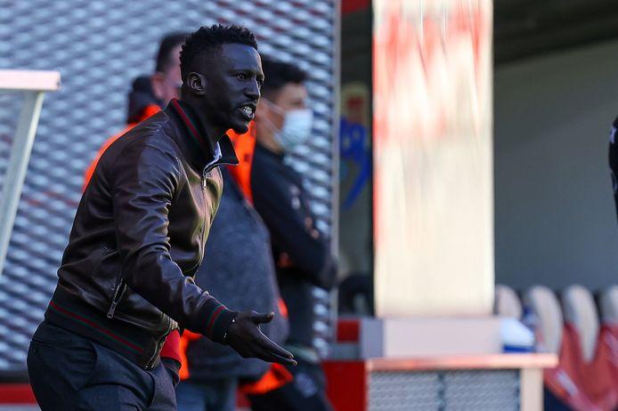 Mbaye Leye est très déçu par la prestation du Standard, dimanche, contre Anderlecht.