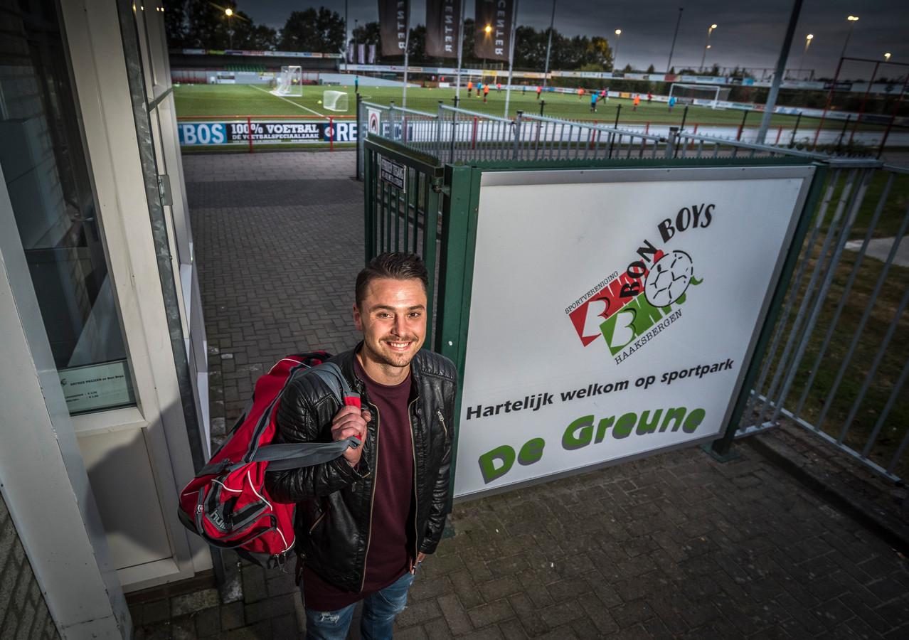 Stein Vrieze keert terug naar FC Eibergen