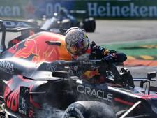 Dit is de WK-stand Formule 1: Verstappen nipt voor Hamilton