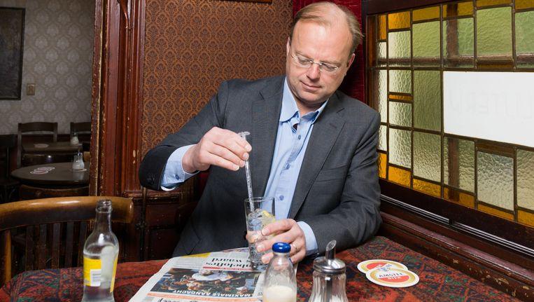 Paul Jansen Beeld Ivo van der Bent