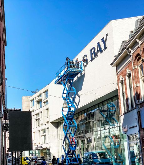 Straatbeeld: Hudson's Bye