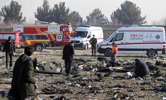 Bij de crash kwamen alle 176 inzittenden om het leven