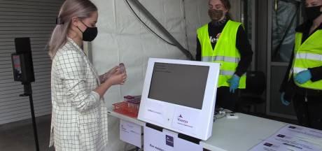 Fontys test corona-test zonder keel-/neusswab