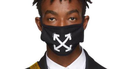 Het populairste mode-accessoire van het moment? Een mondmasker van 920 euro