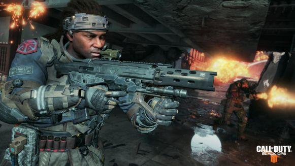 De nieuwe Call of Duty.
