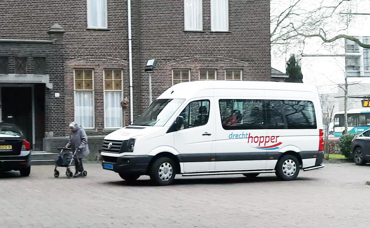 De Drechthopper, vervoer voor ouderen en gehandicapten in de Drechtsteden