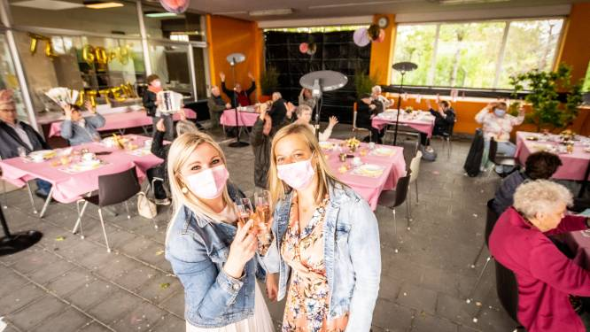 """Dienstencentrum heropent buurtrestaurant Te Goare op speelplaats voormalige gemeenteschool: """"Nood aan sociaal contact bij 65-plussers was groot"""""""