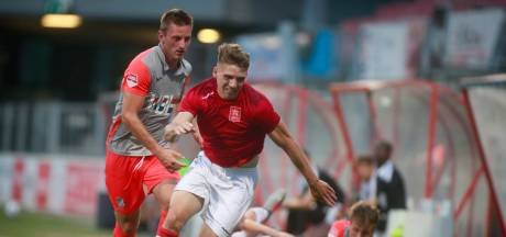 FC Eindhoven zoekt naar vorm en doelkansen: 'Weten nog niet wat er in deze groep zit'