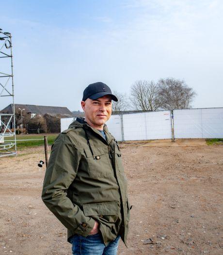 Agrariër, brandwacht, campingbaas en nu is Jan-Willem ook 'vaccinatieboer'