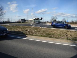 Tweede rotonde wordt vanaf maandag aangepakt aan Kampenhout-Sas