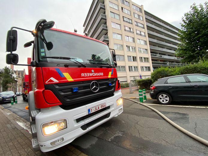 Onder meer in de oude brandweerkazerne van Mechelen zijn de PFOS-normen overschreden.