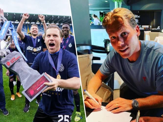 Vormer en Club gaan nog een jaar langer met elkaar door: kapitein blijft minstens tot de zomer van 2023